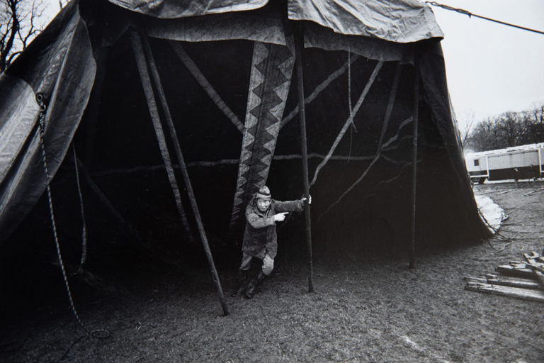 1979, Cirque Pinder