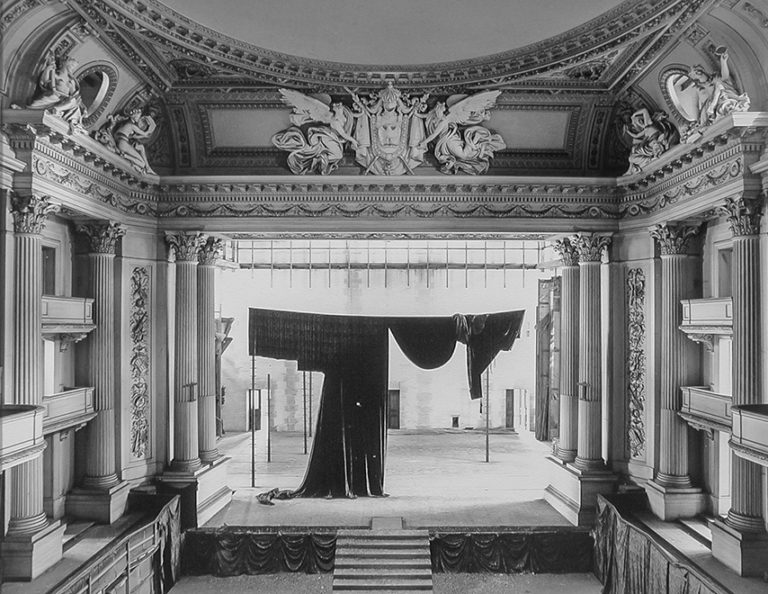 1988, Théâtre Impérial de Compiègne