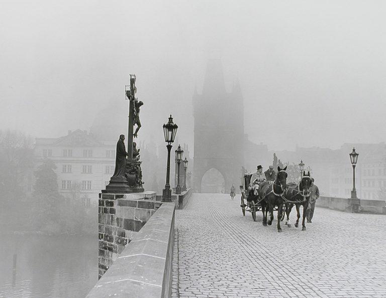 1991, Pont Charles, Prague