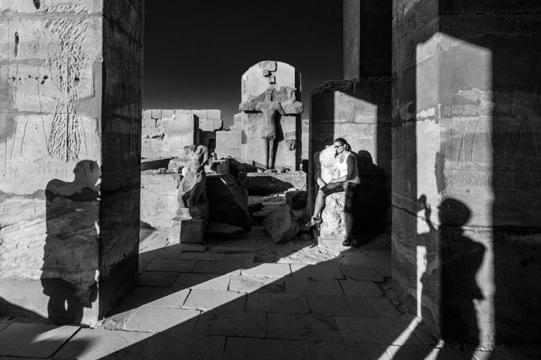 2015, Temple de Karnak, Égypte